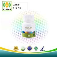 Tiens Zinc Penggemuk Badan Maksimalkan Hormon 15 Kapsul