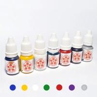 Nobu Ink - Tinta Stempel Permanen Waterproof - 10ml