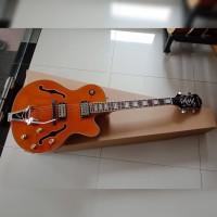 Gitar Listrik / Elektrik Epiphone Joe Pas Hollowbody