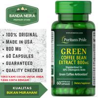 Green Coffee Bean 60 Kapsul 800 Mg