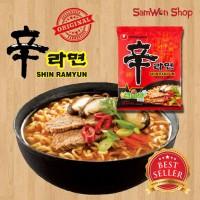 Nongshim Hot Price !!! Shin Ramyun 120gr Mie Instan Korea Terpopuler