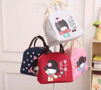 [ KIMONO GIRL ] - Lunch Bag Cooler Bag Karakter / Tas Bekal