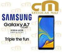 Samsung Galaxy A7 2018 4/64 RAM 4GB ROM 64GB GARANSI RESMI SEIN