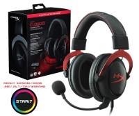 HyperX Cloud II Pro - Gaming Headset / Headphone - Resmi