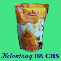Pudding Puding Susu Nutrijell Rasa Mangga @130gr - Ecer