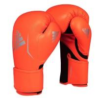 Sarung Tinju Adidas Speed 100 Boxing Gloves Orange 12Oz