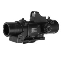 replika Elcan specter DR airsoft nerf wgg reflex red dot sight airsoft