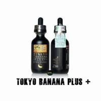 TOKYO BANANA PLUS 3MG 60ml PREMIUM LIQUID