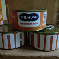Wilmond Tuna Chunk in oil