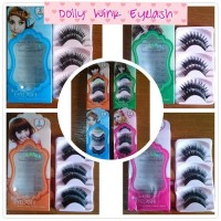 Dolly Wink Eyelashes 4 Warna /Dolly Wink Bulu Mata 4 Warna