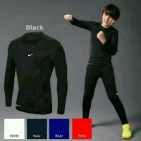 KIDS MANSET BASELAYER THUMBHOLE NIKE ADIDAS GRADE ORI KIDS