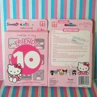 """Game Card - Hello Kitty """"Friends 10"""""""