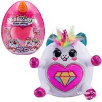 Zuru Rainbocorns Sequin Surprise - Mainan Boneka Plush Unicorn