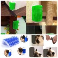 sisir kucing premium cat comb self groomer