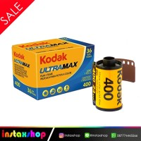 Roll Film Kodak Ultramax 400 35mm