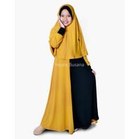 Baju Muslim Gamis anak Perempuan syari