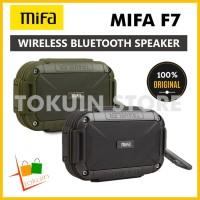 [ORIGINAL] XIAOMI MIFA F7 BLUETOOTH SPEAKER IP56 WATER PROOF MICRO SD