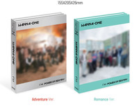 Wanna One - 1¹¹=1 POWER OF DESTINY [CD ORIGINAL] [ALBUM]