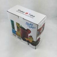 Berkualitas Shake And Take 3 (2 Tabung) Juicer Blender Juice Jus Shake