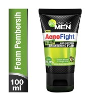 ORIGINAL Garnier Men AcnoFight Wasabi AntiAcne Brightening Foam 100 ML