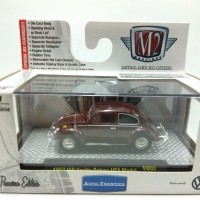 M2 Machines - 1967 VW Beetle Deluxe USA Model