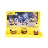 Mini Minion Playset - Bored Silly Minions