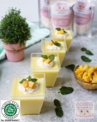 Bubuk Puding Noung Jelly Rasa Mangga 170 g