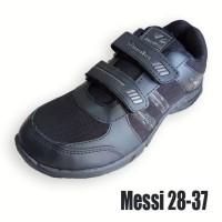 Vinales Messi - Sepatu Sekolah Hitam Anak Laki Murah