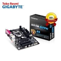 Gigabyte Motherboard mATX LGA1150 2 x 1.5V DDR3 - [GA-H81M-S2PH]