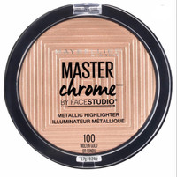 Maybelline Master Chrome Metallic Highlighter By Face Studio