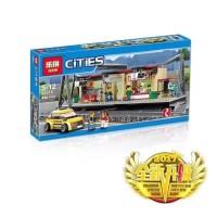 City Series Train Station - Lepin 02015 - City