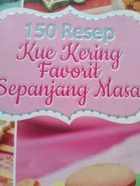 Original 150 Resep Kue Kering Sepanjang Masa - ide masak