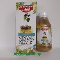 Minyak Kemiri Al Khodry GOLD
