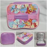 Lunch Box Aluminium Foil Tahan Panas/Dingin Little Pony
