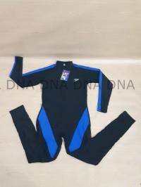 Baju Renang Diving Speedo Import - Full Body - Bahan Spandex Lycra