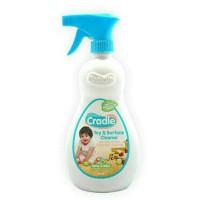 Cradle Toy & Surface Cleaner 500ml Pembersih Mainan Limited
