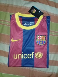 Jersey Barcelona Home 2010-2011