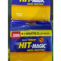 HIT Magic Anti Nyamuk HIT Bakar Anti Nyamuk