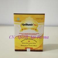VipAlbumin Plus Sachet isi 3 sachet (Royal Medika)