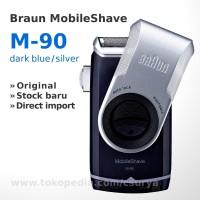 Braun MobileShave M-90 | electric shaver - original
