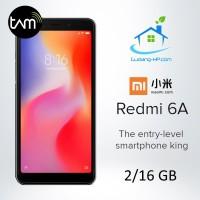 Xiaomi Redmi 6A 2/16GB Garansi Resmi TAM