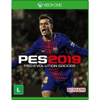 Xbox One X / X1 Pro Evolution Soccer 2019 PES 2019 PES 19 PES2019