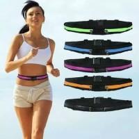 tas pinggang jogging lari anti air