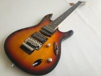 Gitar Listrik Ibanez S Series Sunburs color