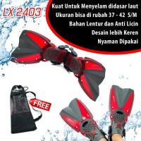 Kaki Katak Renang Swimming Fin Diving Snorkeling Laut Adjustable 2403