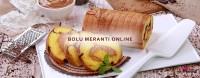 Bolu Meranti Standar Moka/Nenas/Cappuccino/Kacang/Blueberry/Strawberry