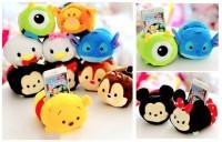 Boneka Minnie Boneka Disney Boneka Tempat HP Boneka Tsum Tsum Ada Tag