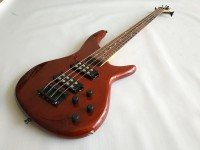 Gitar Bass listrik ibanez SDGR Soundgear Coklat murah