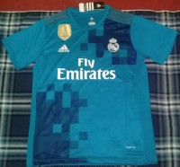 Jersey Real Madrid 3rd 2017/2018
