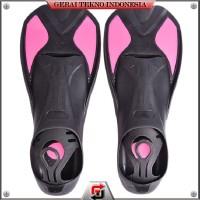 Sepatu Renang / Kaki Katak / Sepatu Katak / Fin Diving Size 36-37 Pink